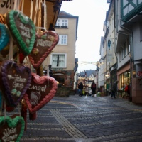 Photos from London, Rothenburg and Marburg